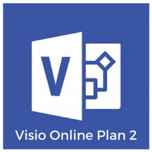 Visio Online Plan 2